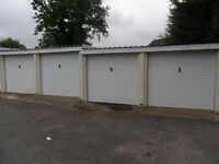 LOCK UP GARAGE TO LET IN THE HAROLD HILL