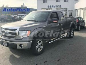 2014 Ford F-150 XLT King-Cab 4x4 *3.7L/6-cyl *5 Passangers *Rare