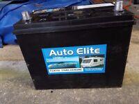 Auto Elite 110Ah Caravan Leisure Battery