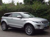 Land Rover Range Rover Evoque 2.2 SD4 Prestige 4x4 3dr BLUETOOTH NAV DAB LEATHER