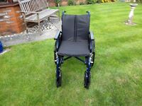 Careco Enduring suspension wheelchair
