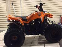 Polaris predator automatic 90cc bargain swap px