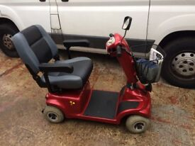 CTM HS-360 4 wheel mobilty scooter