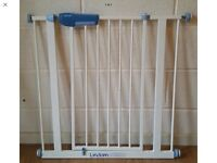 Baby safety gate for sale