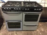 Range cooker NewWorld gas 100 cm