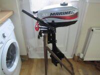 Mariner/Mercury 3.3hp 2 Stroke Outboard Engine