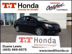 2014 Nissan Sentra 1.8 S* No Accidents, One Owner, MP3/AUX *