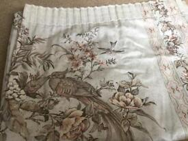 Curtains various sizes great condition