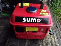 Sumo 780W Generator 2 stroke petrol