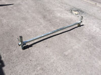 ROOF BARS FORD TRANSIT 2007