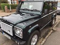 Landrover Defender 110 XS 2013 only 23000 miles