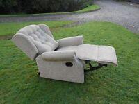 Comfy Full Recliner Armchair