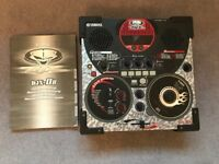 Yamaha DJX IIB Effects Module Beatbox Scratch Unit Mixer with full Manual