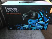 LENOVO VR EXPLORER WITH MOTION CONTROLLERS