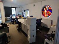 SY-1 – Large first floor studio in Stables Yard, Hidden Lane