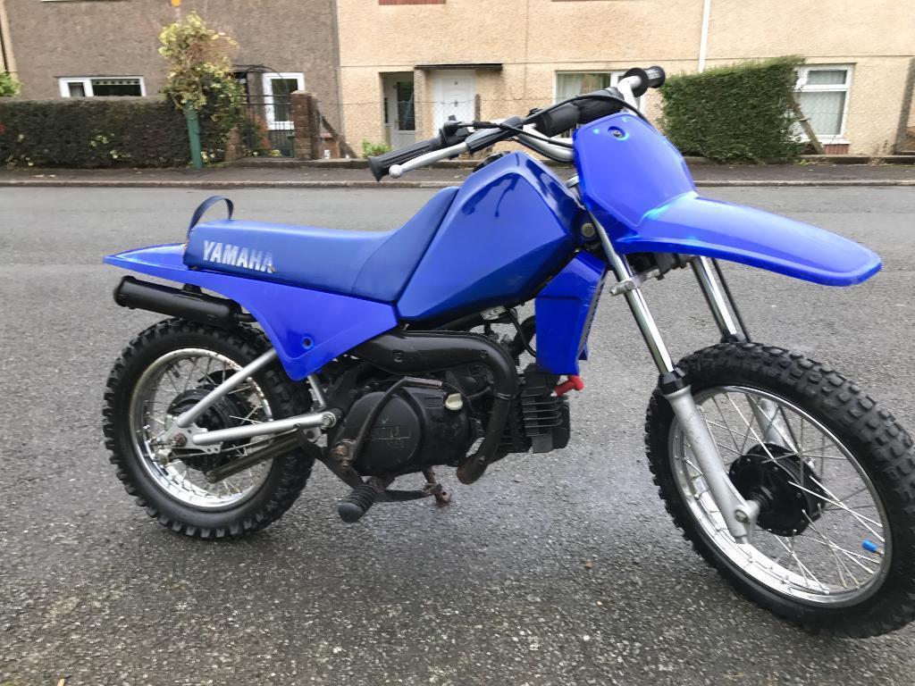 Yamaha pw 80 2006
