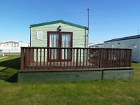 Caravan to Rent at Silver Sands Lossiemouth