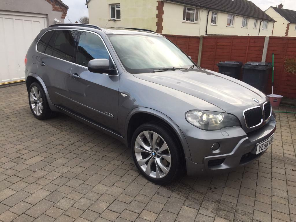 2008 58 bmw x5 3 0 sd 335d twin turbo m sport 7 seater no swap px new shape x5 in nuneaton. Black Bedroom Furniture Sets. Home Design Ideas