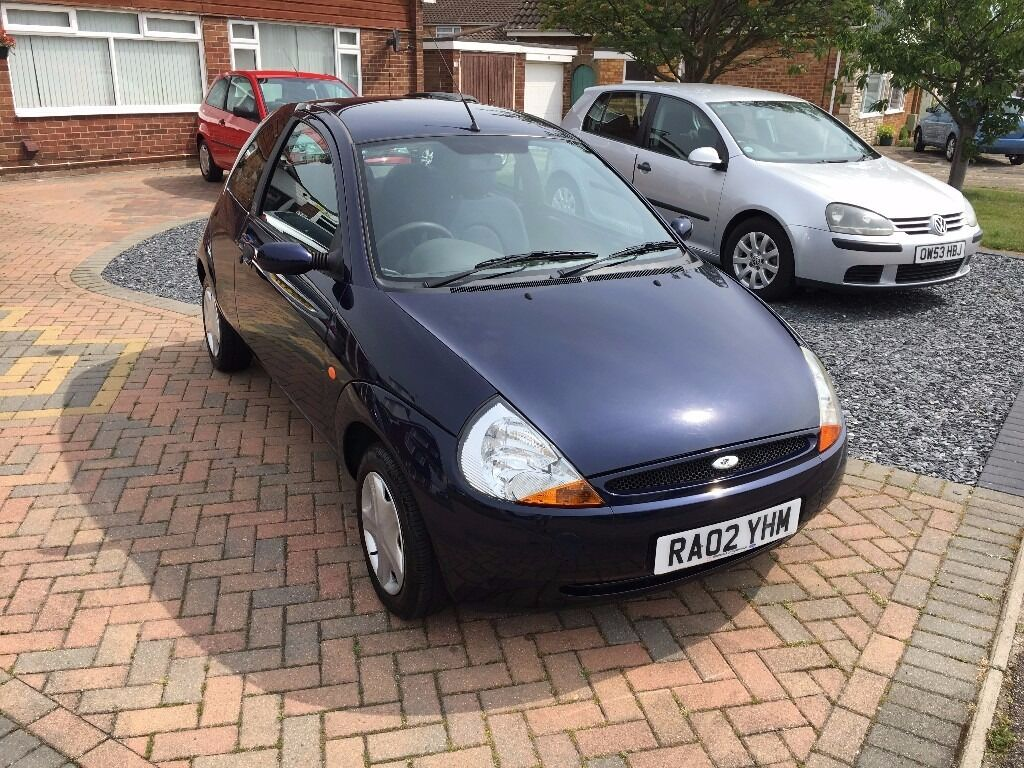 Ford Ka  Miles Fsh Mot May  No Rusty Bits Drives Fantastic Aircon Cd