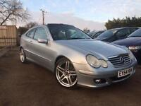 Mercedes c220 amg sport pack panoramic roof heated memory leather seats xenons