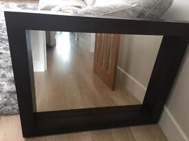 Wall Mirror solid wood