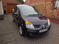 Renault Modus 1.5dci. Cambelt & Clutch replaced £30 tax. 55mpg. Serviced 6 weeks ago. 100% reliable