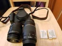 Canon EOS 600D w/ Equipment