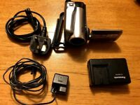 Panasonic SDR-H40 40GB Hard Drive Camcorder with Optical Image Stabilized Zoom