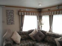 Caravan to let on Coral Beach Skegness