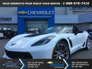 2018 Chevrolet Corvette Z06 STINGRAY NEUF + CONVERTIBLE