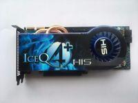 HIS HD 4870 and ATI Sapphire HD4870 with Crossfire Bridge