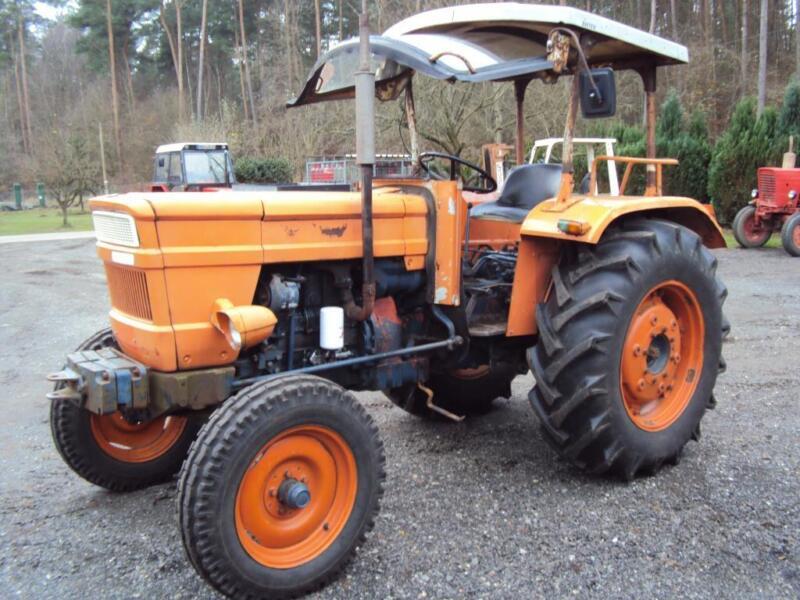 traktor schlepper fiat 650dt kein utb 65ps in. Black Bedroom Furniture Sets. Home Design Ideas