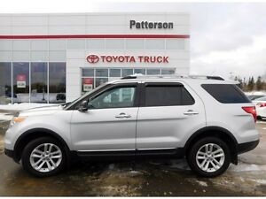2013 Ford Explorer XLT w/ LEATHER