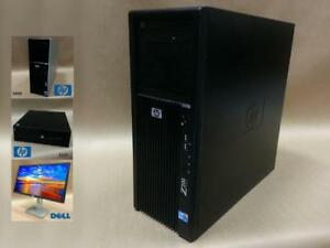 Refurbished HP Z Workstations Sale! 1 YEAR Warranty + FREE Shipping + BUY Online!