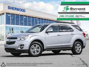 2014 Chevrolet Equinox 2LT AWD V6 One Owner Local Lease!!