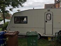 bessacarr cameo capri 440 touring caravan