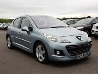 2009 Peugeot 207 1.6 hdi sport with only 69000 miles, motd nov 2019