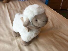 Baby soft sheep
