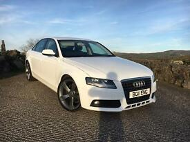 2011 Audi A4 2.0 Tdi SE Start/Stop £30 Tax. Finance Available