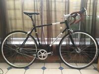 HOLDSWORTH LA QUELDA Men's single-speed road bike