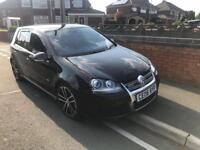 2006 06reg Volkswagen Golf R32 Black 5 Door 3.2 V6