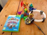 Skylanders Trap Team for Xbox 360.