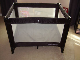Travel Cot - FAST SALE NEEDED