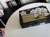 Tommee tippee bottles new in box