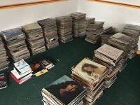 Vinyl Collection of 3000+!! OPEN TO OFFERS!!!