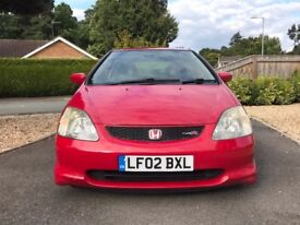 Honda Civic Type-R - EP3 - 126k - track and road ready