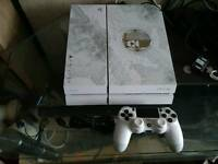 Limited edition destiny kings Ps4 with 6games