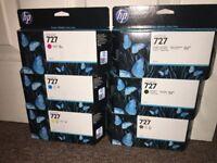 HP Designjet 727 Sealed NEW