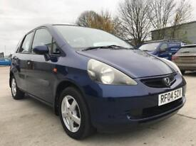 HONDA JAZZ 1.4 i-DSI SE 5dr, FULL SERVICE HISTORY, LOW MILEAGE,TWO FORMER KEEPERS