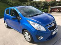 CHEVROLET SPARK 1.0 petrol ( 2011 years ) very good condition